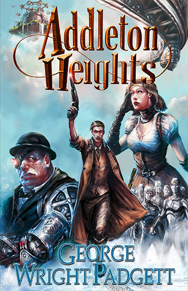 ADDLETON HIEGHTS cover